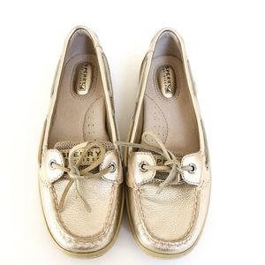 Sperry Top-Sider Angelfish Metallic Gold